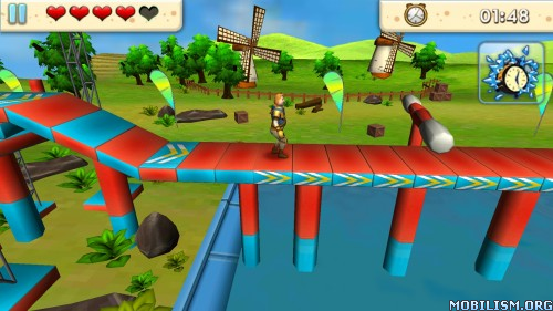 Amazing Run 3D v1.0.7 (Mod Money/Ad-Free) Apk