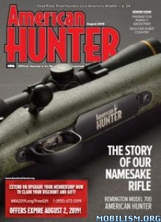 American Hunter – August 2019