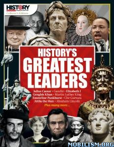 Download History Revealed - History's Greatest Leaders 2017 (.PDF)