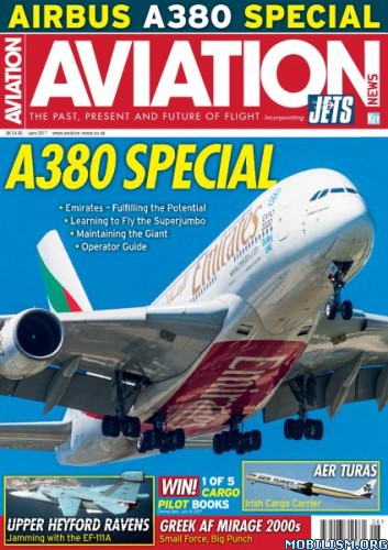 Download Aviation News - June 2017 (.PDF)