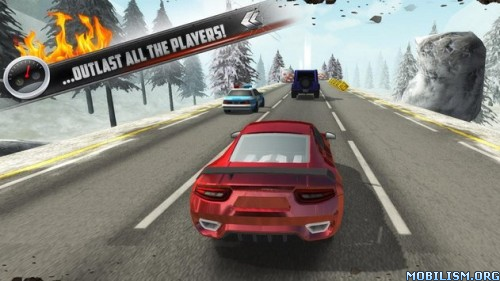 Cars - Unstoppable Speed X v5.3 [Mod] Apk