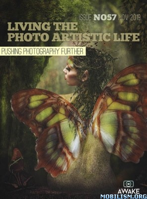 Living The Photo Artistic Life – Issue 57, November 2019