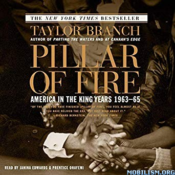 Pillar of Fire by Taylor Branch (.M4B)