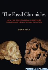 Download ebook The Fossil Chronicles by Dean Falk (.ePUB)