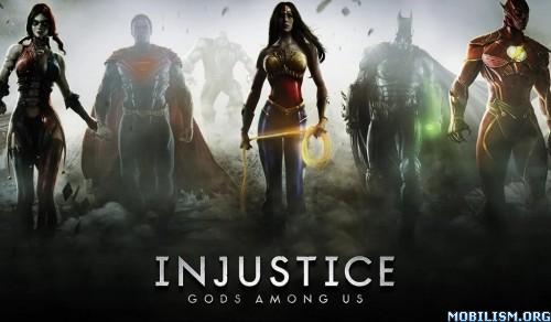 Injustice: Gods Among Us v2.7.0 (Mod Money) Apk