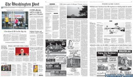 The Washington Post – November 27, 2019