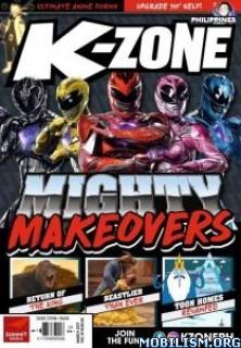Download K-Zone - March 2017 / Philippines (.PDF)