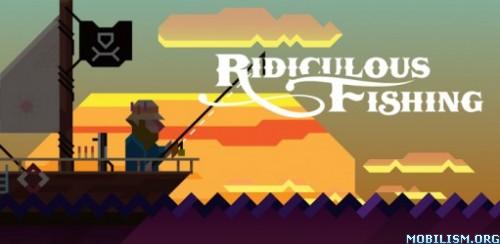 Ridiculous Fishing v1.2.2.4 (Mod Money) Apk
