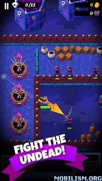 Barbaric: The Golden Hero v1.0.00 (Mod Coins/Gems/Energy) Apk