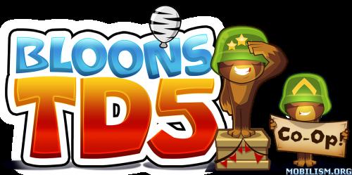 Bloons TD 5 v3.1 [Mod] Apk