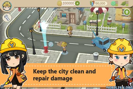 Chibi Town v1.1.1 (Mod Money) Apk