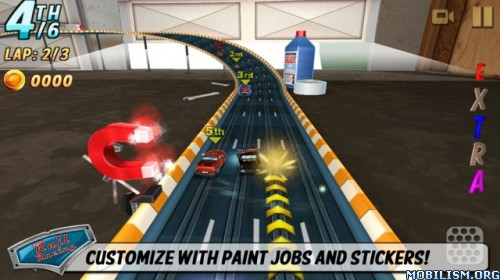 Game Releases • Rail Racing v0.9.4