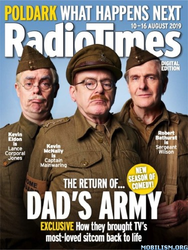 Radio Times 10-16 August 2019