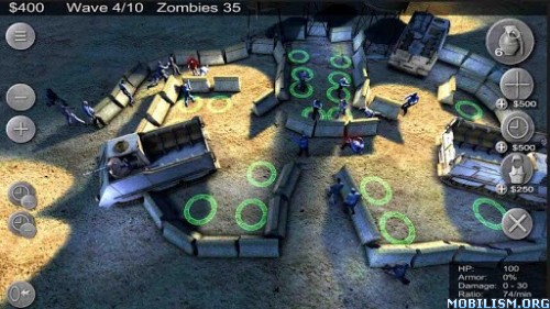 Zombie Defense v11.5 (Mod Money) Apk