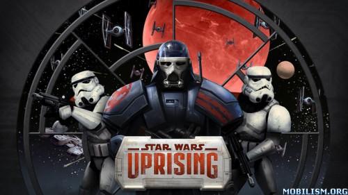 Star Wars: Uprising v2.1.0 [Mega Mod] Apk