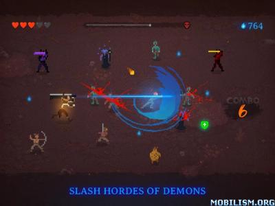 Dark Slash: Hero v1.26 (Mod Money/Unlock)