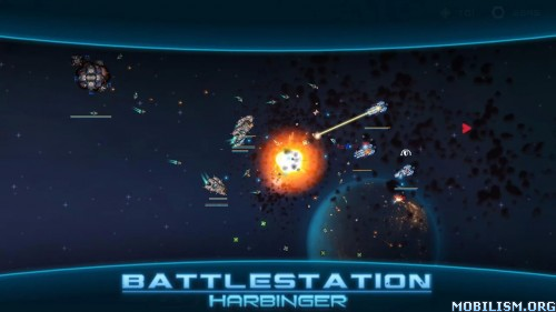 Battlestation: Harbinger v1.4.9 [Unlocked] Apk