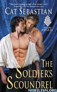 Image result for the soldier's scoundrel by cat sebastian mobilism