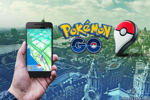 Pokemon Go v0.39.1 + [Mods] Apk