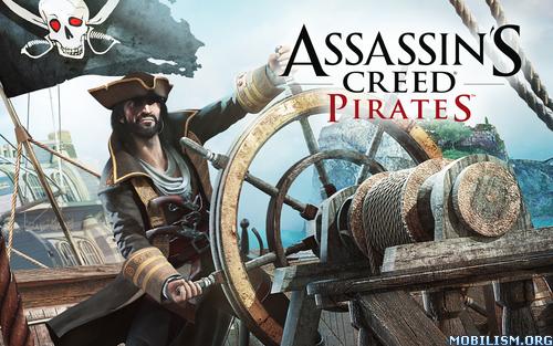Assassin's Creed Pirates v2.5.1 (Mega Mod) Apk