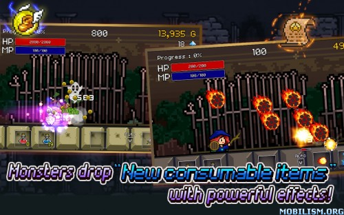 Buff Knight Advanced v0.9.7 Mod Apk