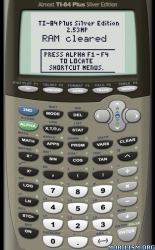 ti 85 calculator download