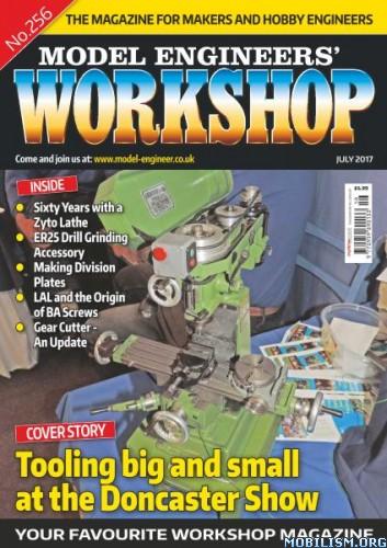 Download ebook Model Engineers' Workshop Magazine - July 2017 (.PDF)