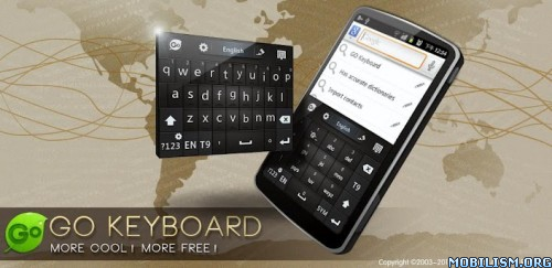 GO Keyboard Apk v1.9.5