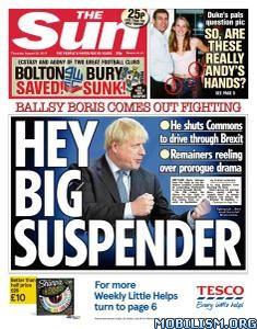 The Sun UK – 29 August 2019