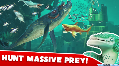 Hungry Shark World v0.4.0 [Mod Money] Apk