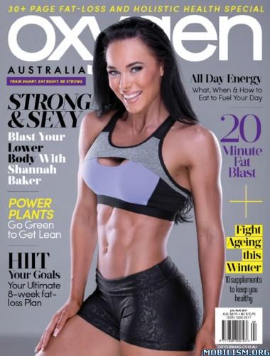 Download ebook Oxygen Australia - July - August 2017 (.PDF)