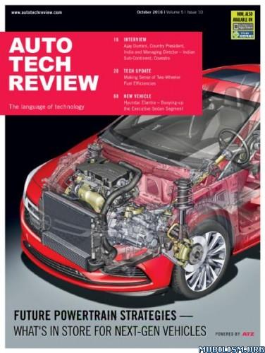 Download ebook Auto Tech Review - October 2016 (.PDF)