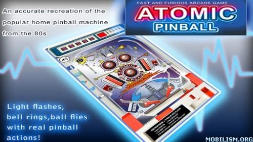 Atomic Arcade Pinball Machine v1.6