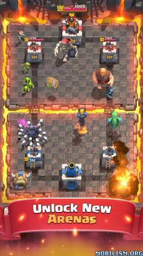 Clash Royale v1.1.2 Apk