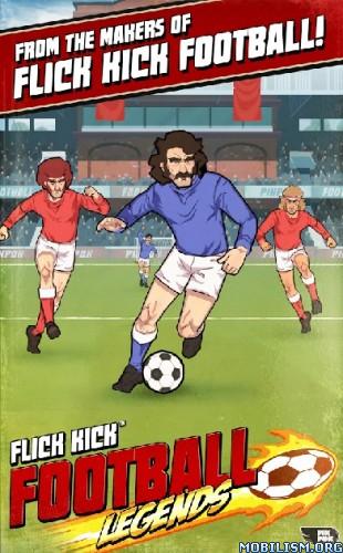 Flick Kick Football Legends v1.8.5 (Mod Money) Apk