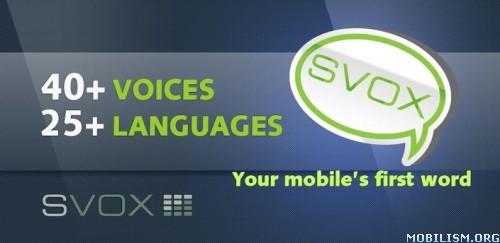 SVOX Arabic/العربي Malik Voice v3.1.4
