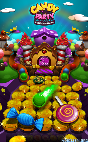 Candy Party: Coin Carnival v1.1.2 [Mod] Apk