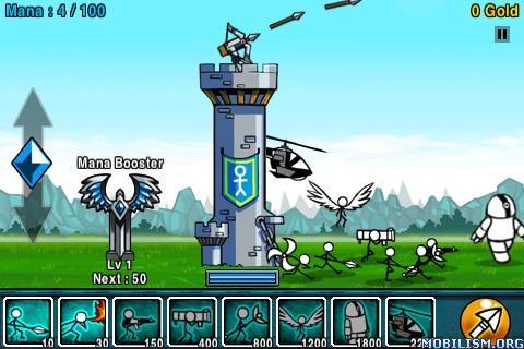 Cartoon Wars v1.1.2 [Mod] Apk