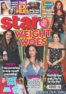 Download Star Magazine UK - 27 February 2017 (.PDF)