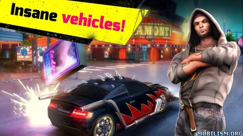 Gangstar Vegas v2.4.1a [Mod] Apk