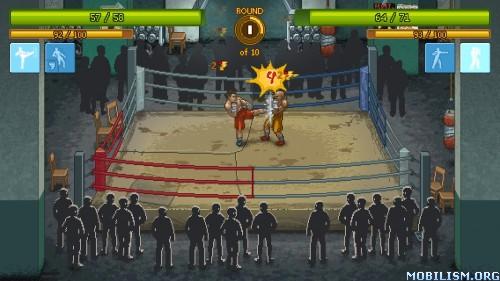 Punch Club v1.0 (Mod Money) Apk