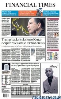 Download ebook Financial Times – June 07, 2017 / USA (.PDF)