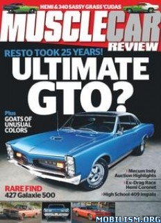 Muscle Car Review – September 2019