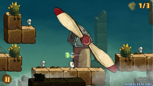 Blown Away: First Try v1.3 (Unlocked) Apk