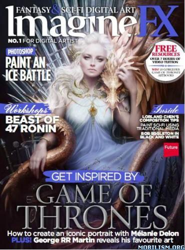 Load Cafe: Magazines • ImagineFX Magazine May 2014 (.PDF)