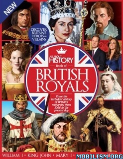 Download All About History: Book Of British Royals 4th Edition (.PDF)