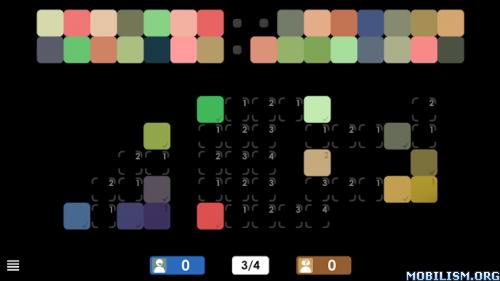 Blendoku 2 v1.0.0 [Mod Solves/Unlocked] Apk