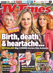 TV Times – 28 September 2019