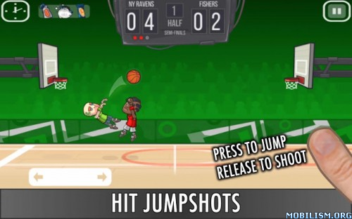 Basketball Battle v1.75 (Mod Money) Apk