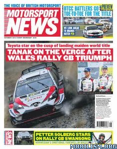 Motorsport News – October 09, 2019